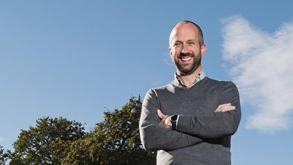 Will Macpherson founded the micro-investment firm CAM Ventures in May.
