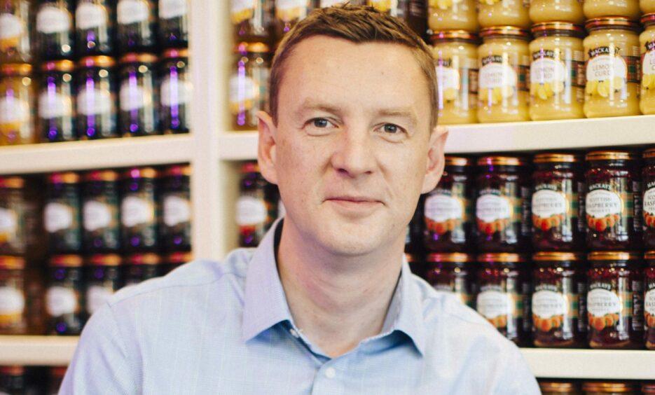 Mackays managing director Martin Grant