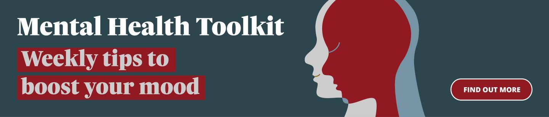 Mental Health Toolkit banner