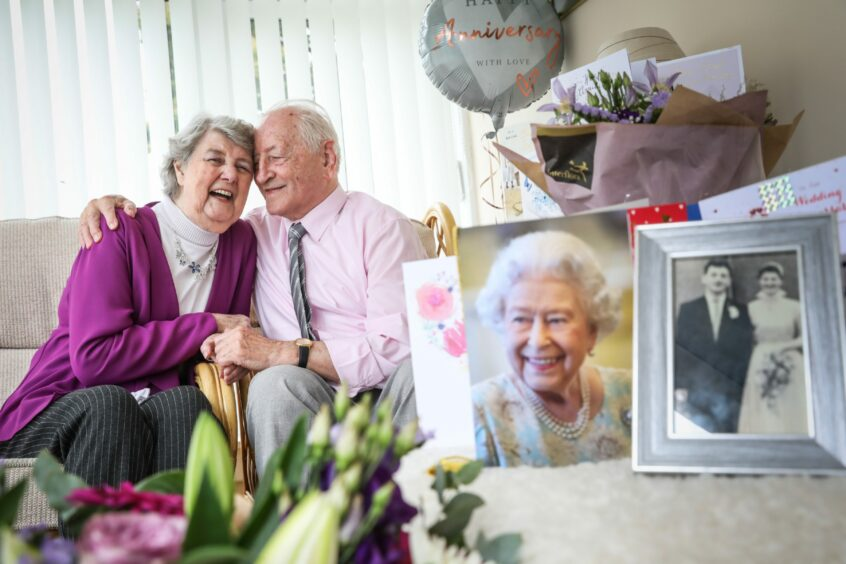 Arbroath wedding anniversary
