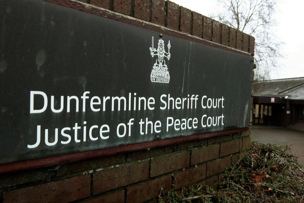 Dunfermline Sheriff Court