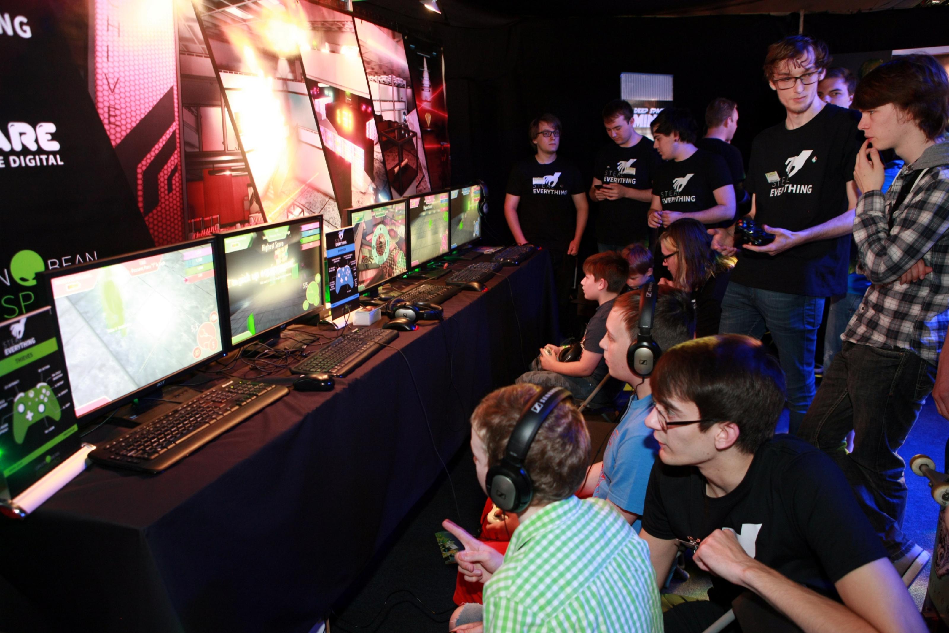 The Dare Protoplay Digital Games Festival.