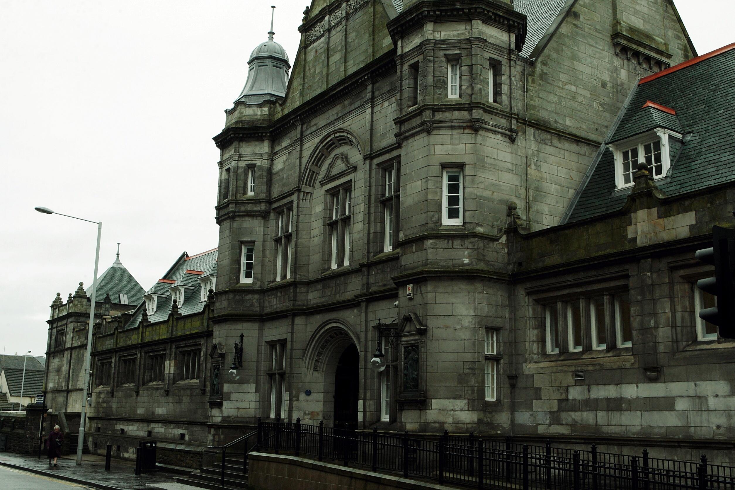 Carnegie Leisure Centre., Dunfermline.