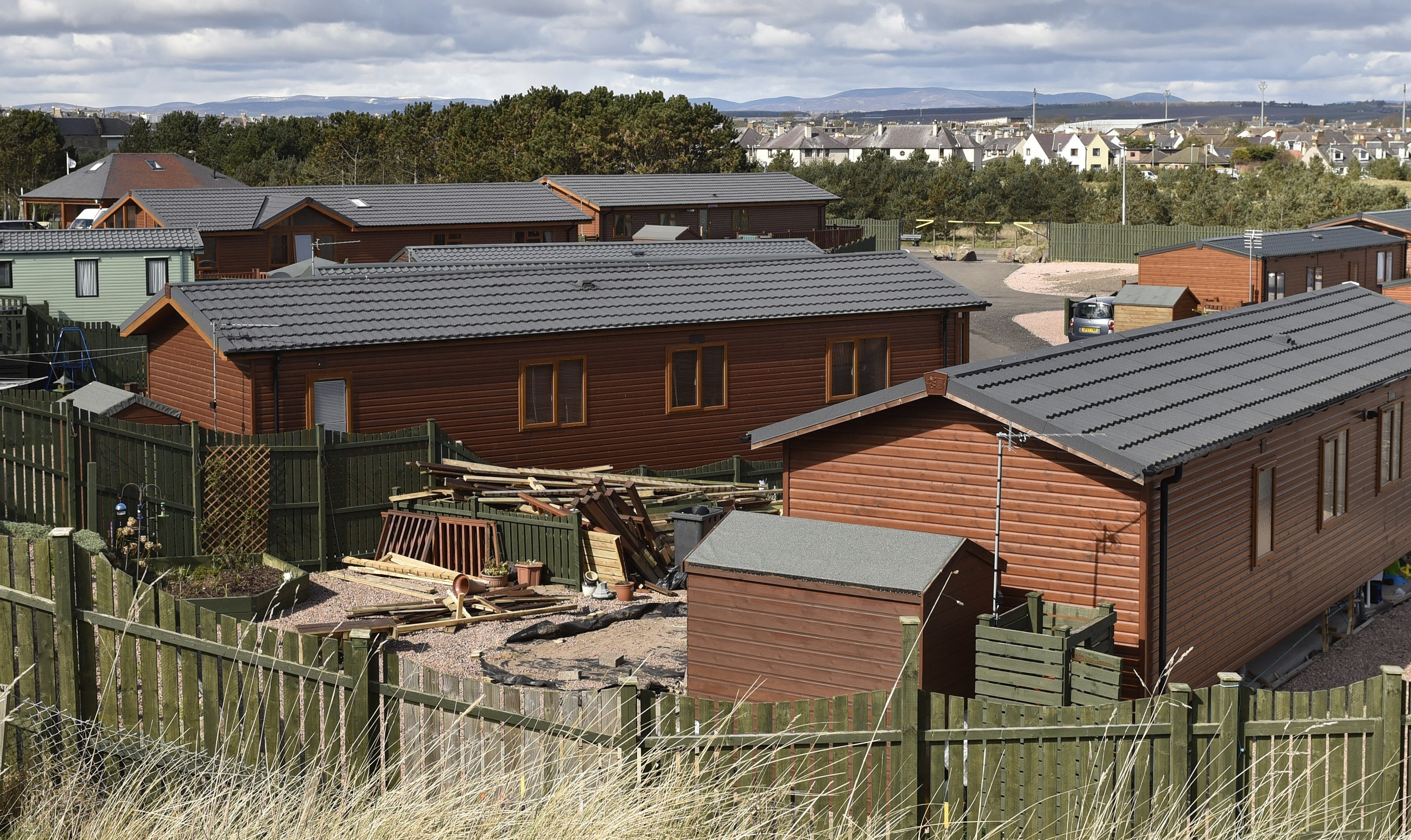 South Links holiday park.