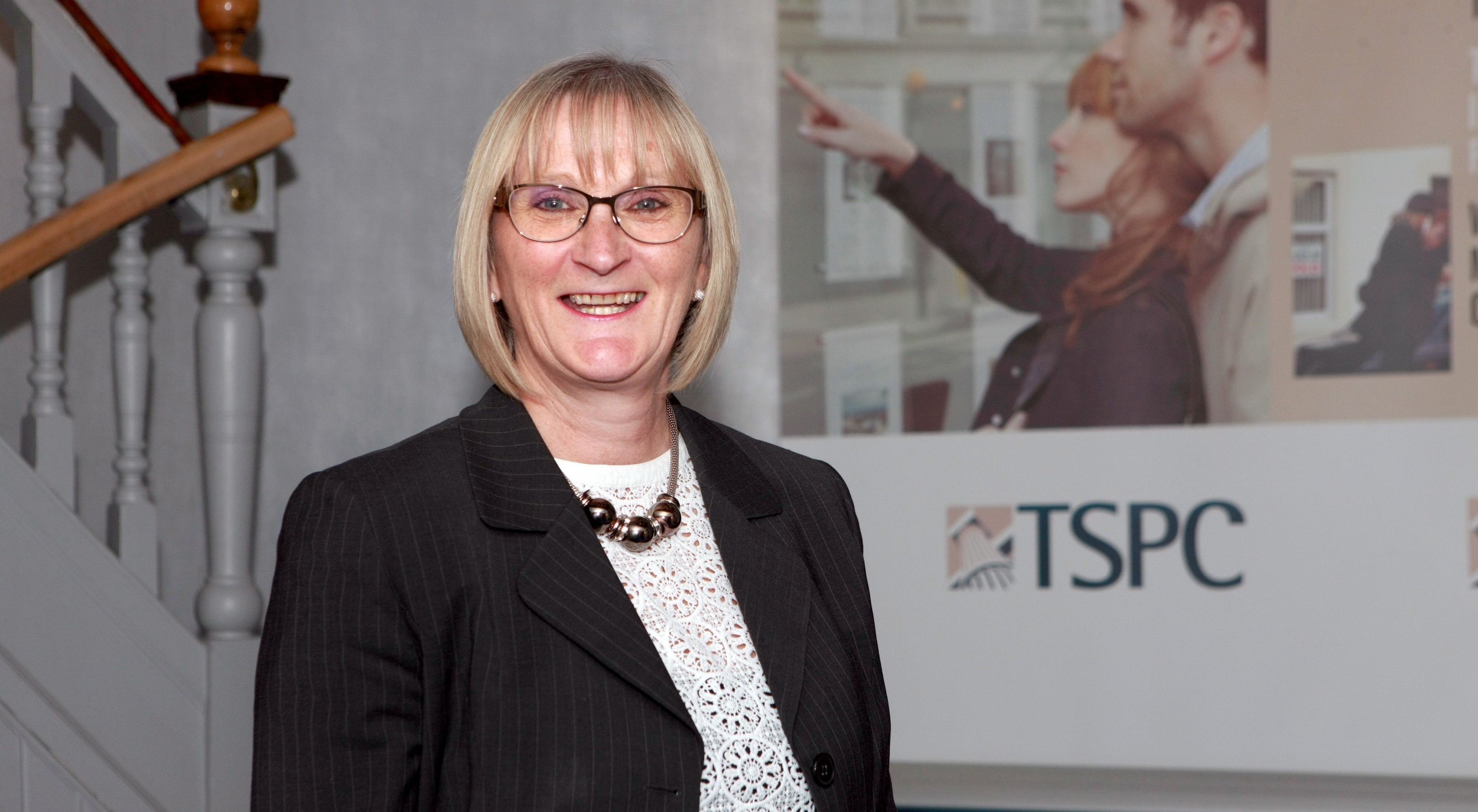 Lynne Hill of Tayside Solicitors' Property Centre.
