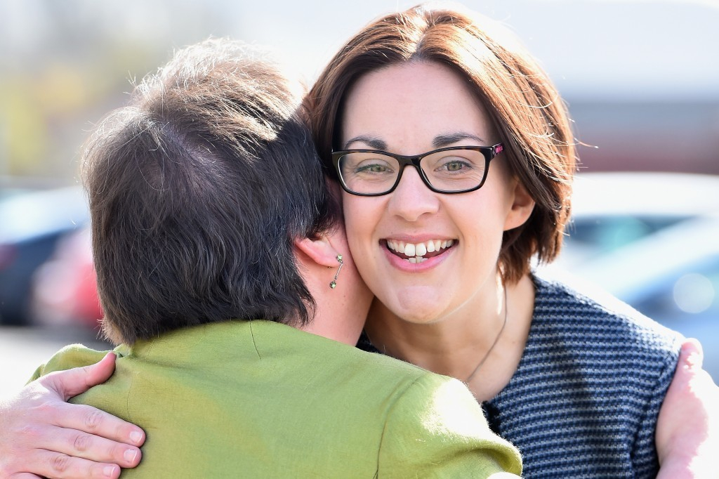 Infighting withing the party at UK level could cost Kezia Dugdale seats at Holyrood.