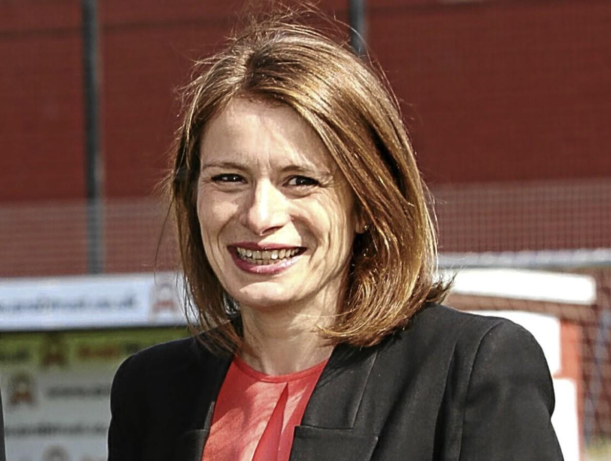 Justine Mitchell.