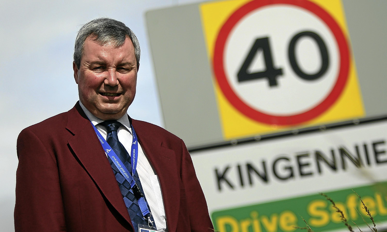 Councillor Craig Fotheringham
