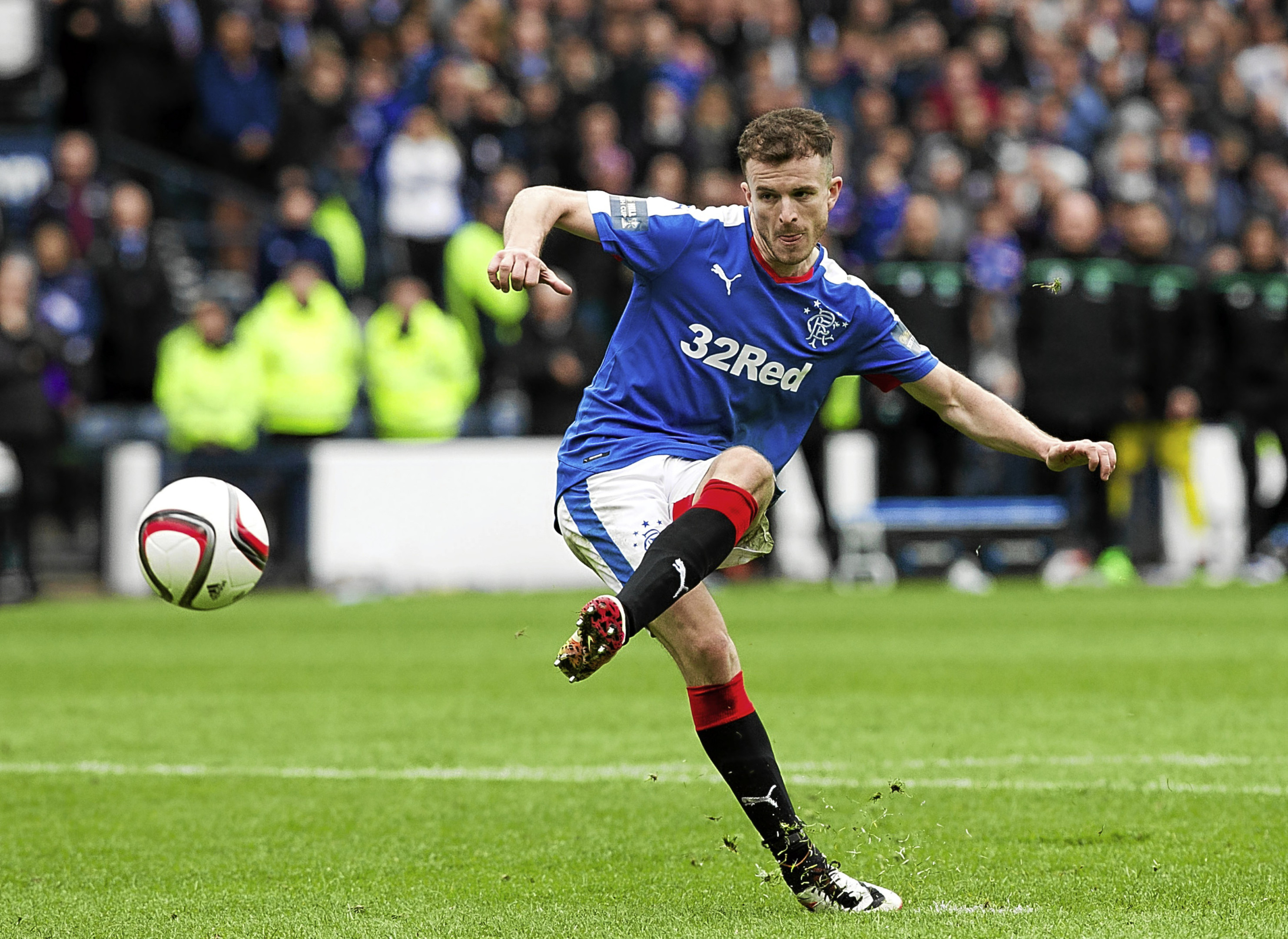 Andy Halliday.