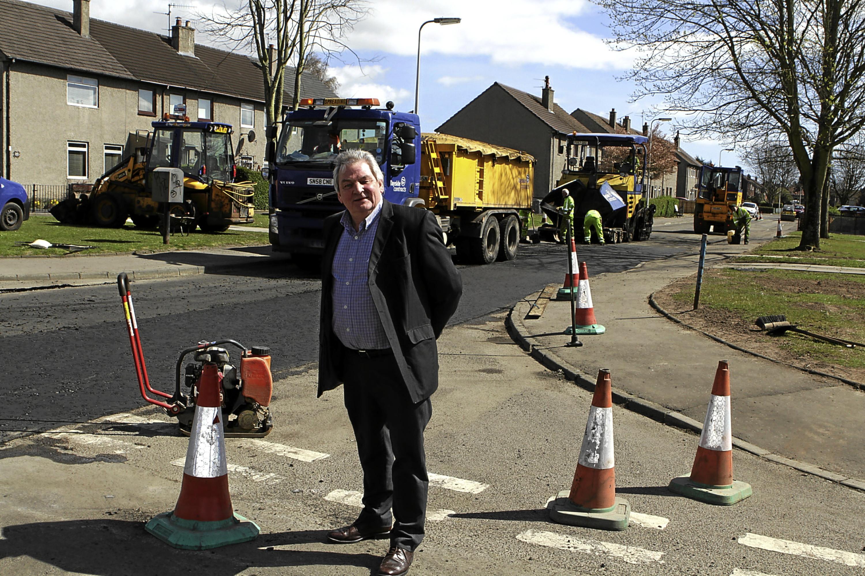 Councillor Brian  Gordon.