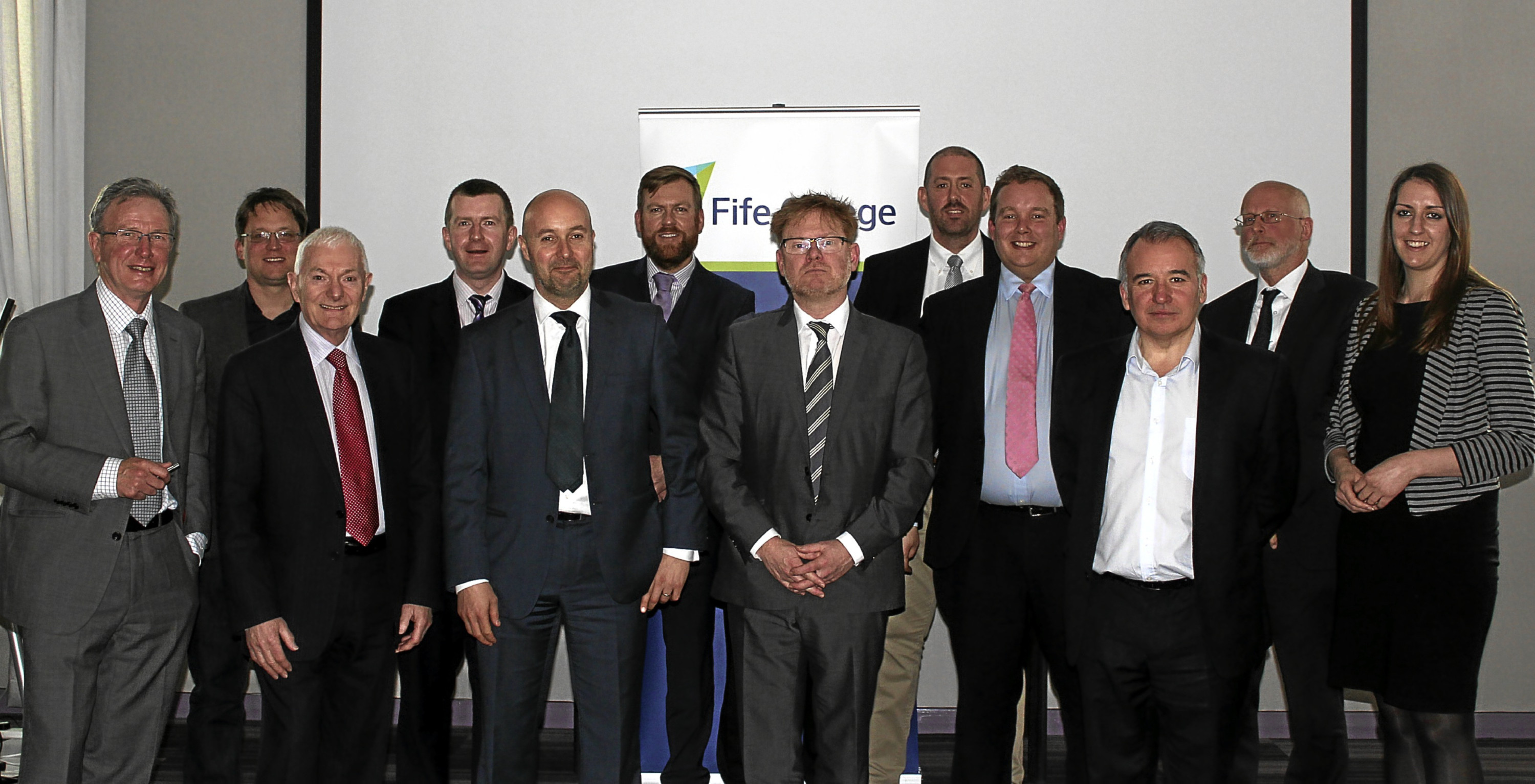 Fife college team behind new campus