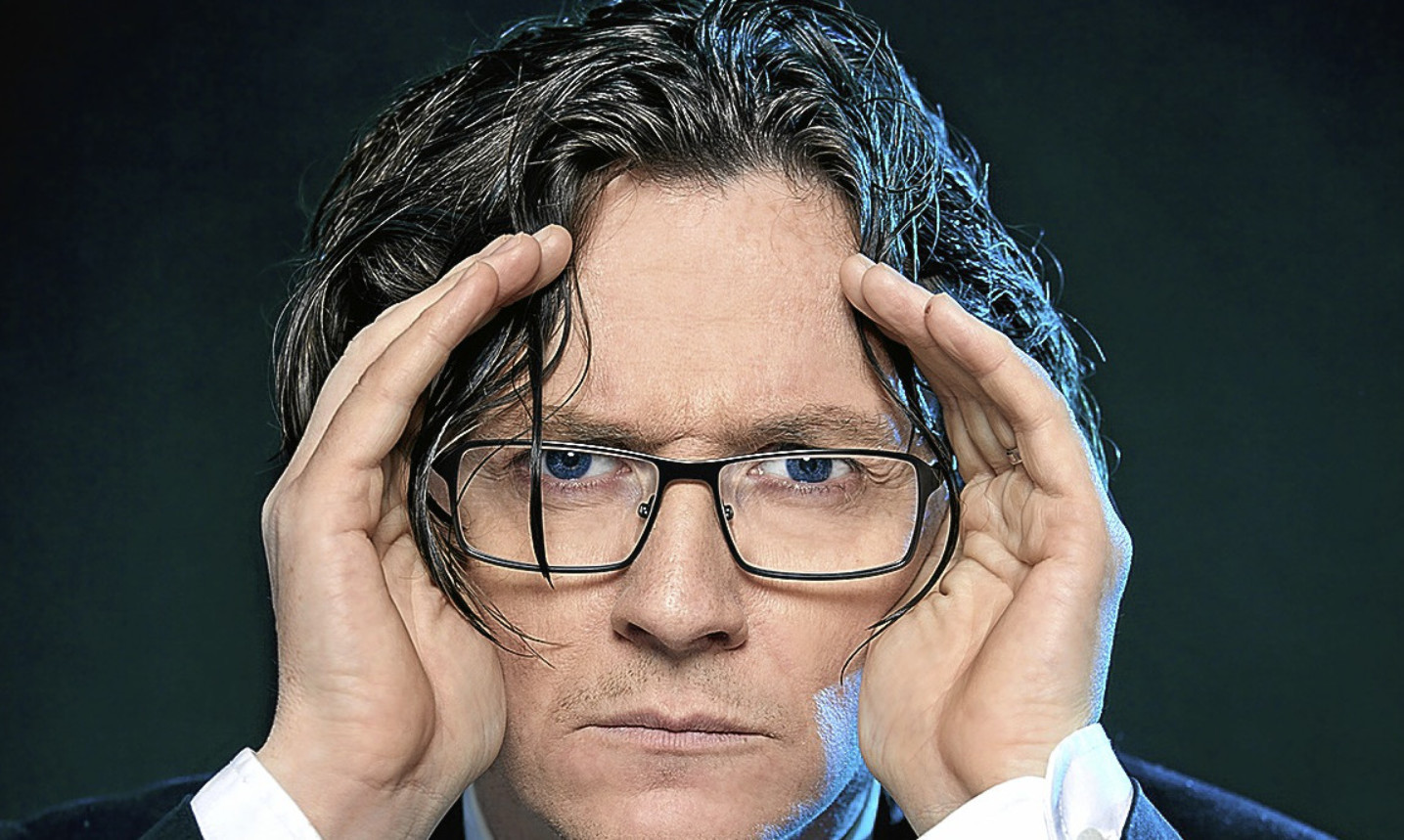"Ed Byrne bringing ""Outside, Looking In"" tour to Dundee"
