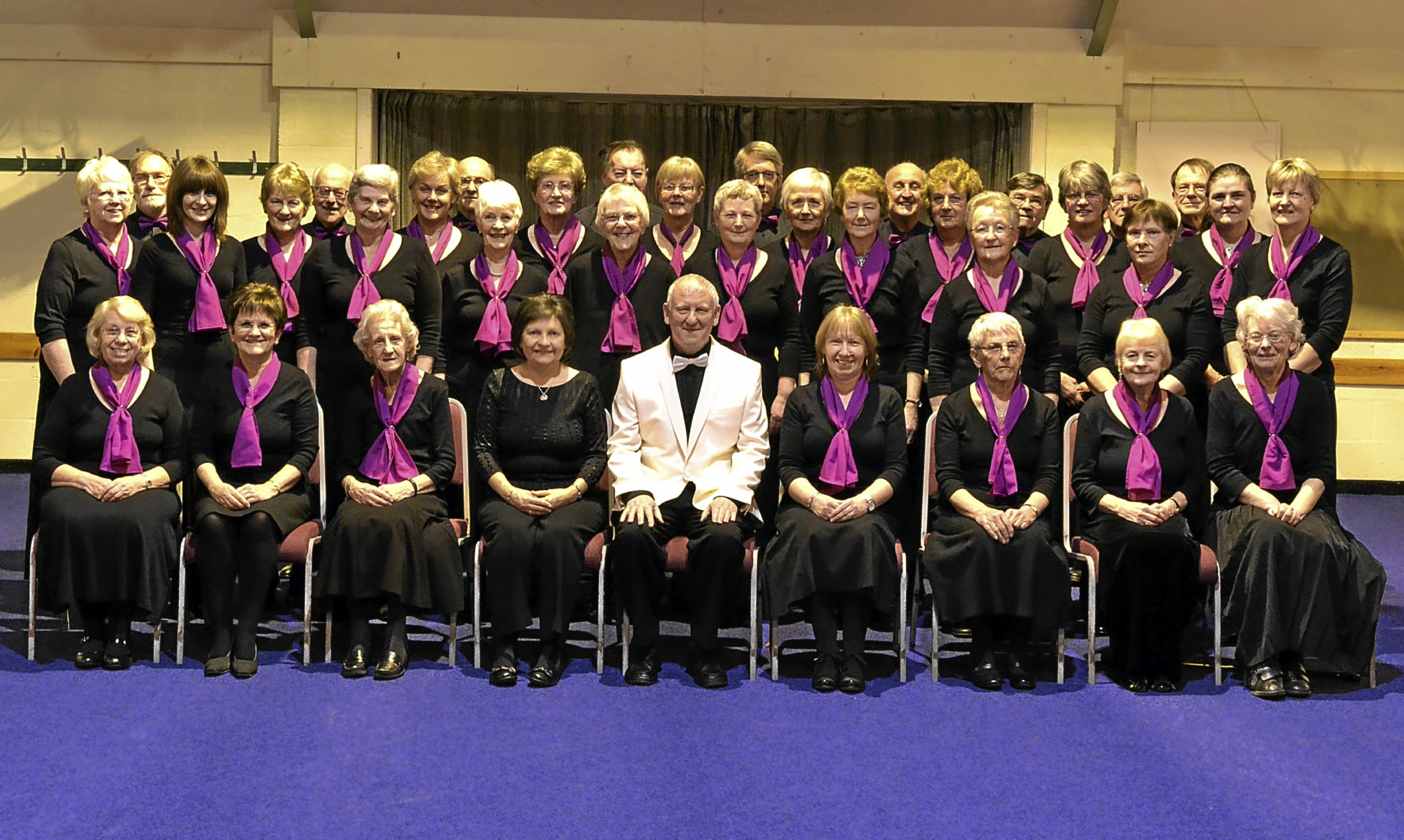 Scone based choir Encore will present its annual concert in St Ninian's Cathedral next month.