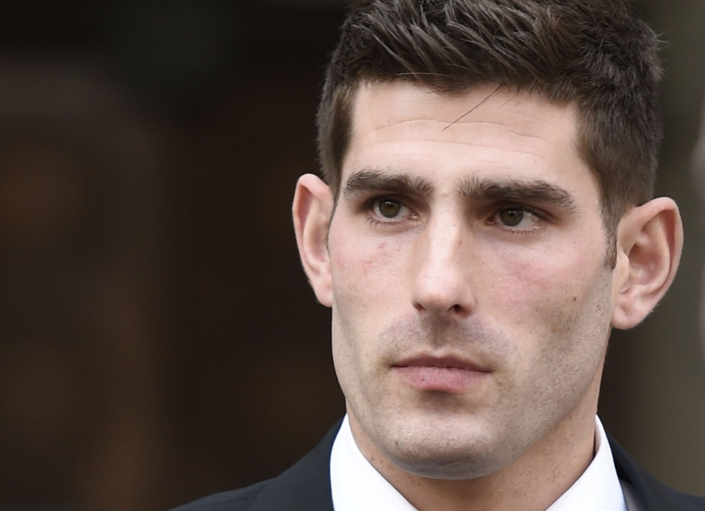 Ched Evans.