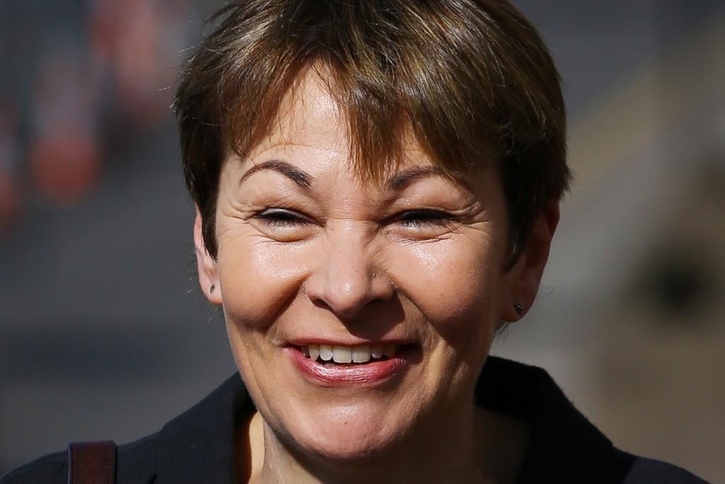 Green MP Caroline Lucas.