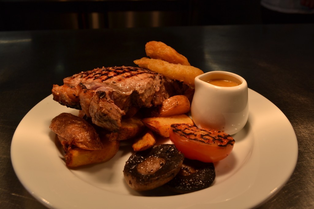 Enjoy a delicious sirloin on Steak Wednesdays - or any night of the week!