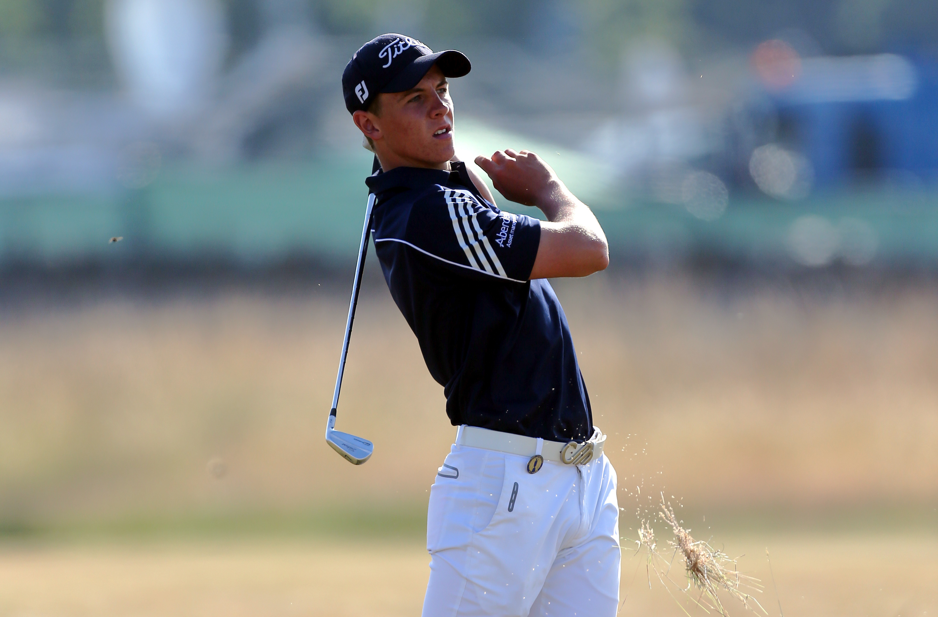 Former champion Grant Forrest is six off the pace at the Links Trophy after a par 71.