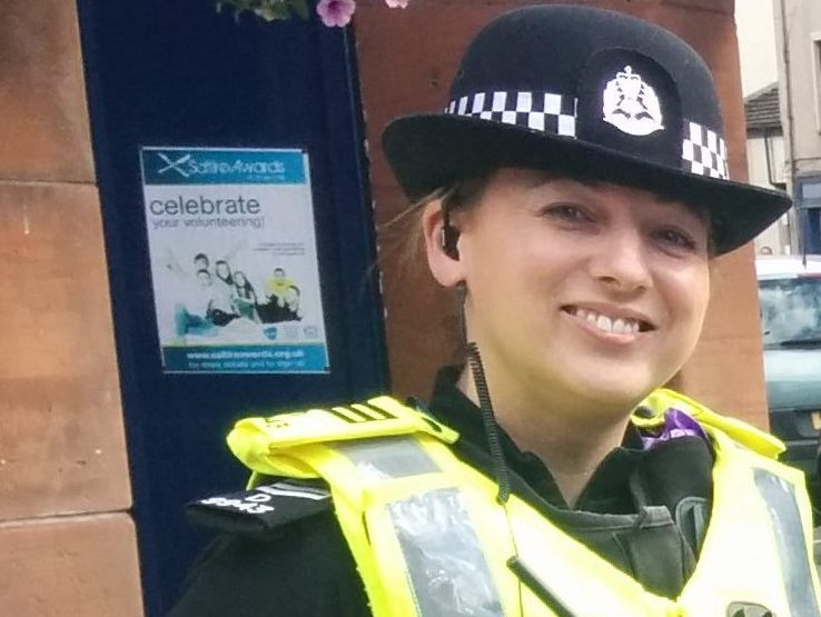 Sergeant Amanda Nicolson believes the steering group could have a real impact upon rural crime.