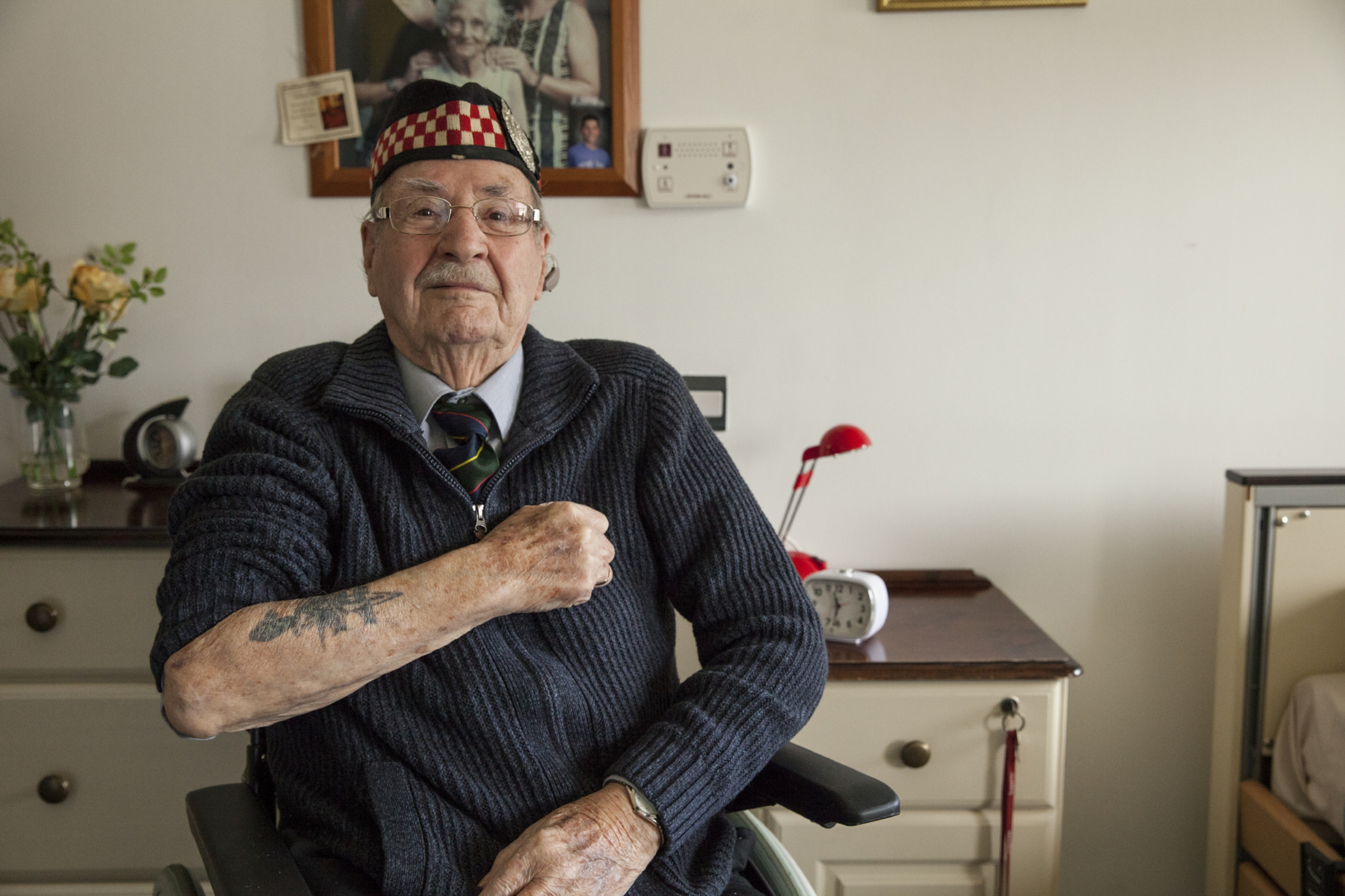 Army veteran Jack McKay.