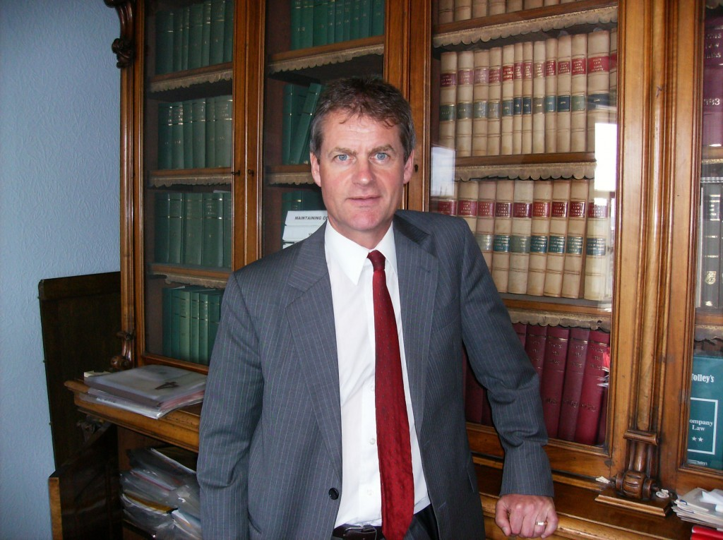 Chairman of Tayside Solicitors Property Centre (TSPC) Hugh McKay