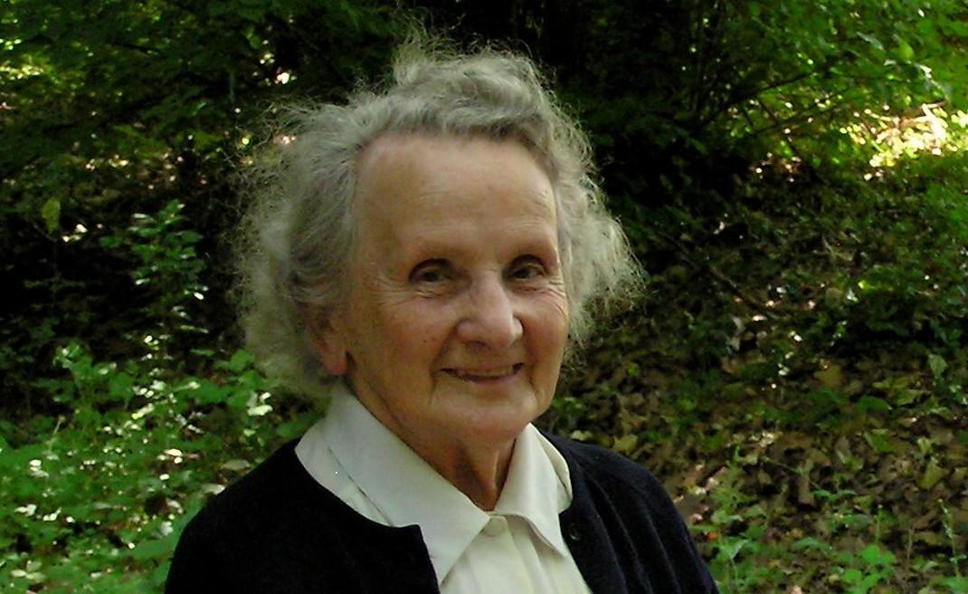 Mrs Rosina Ballentine MBE.