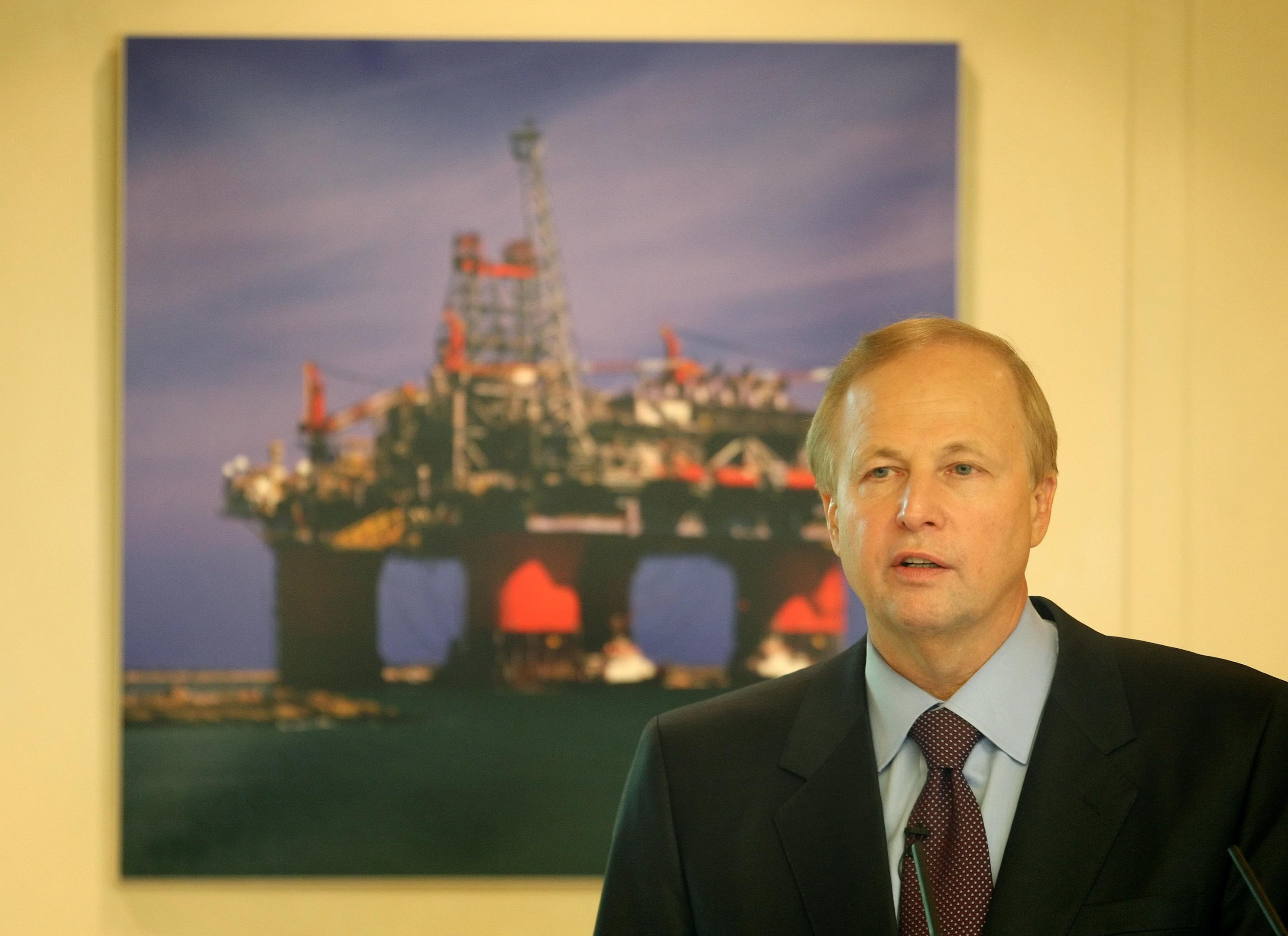 BP Group chief executive Bob Dudley.
