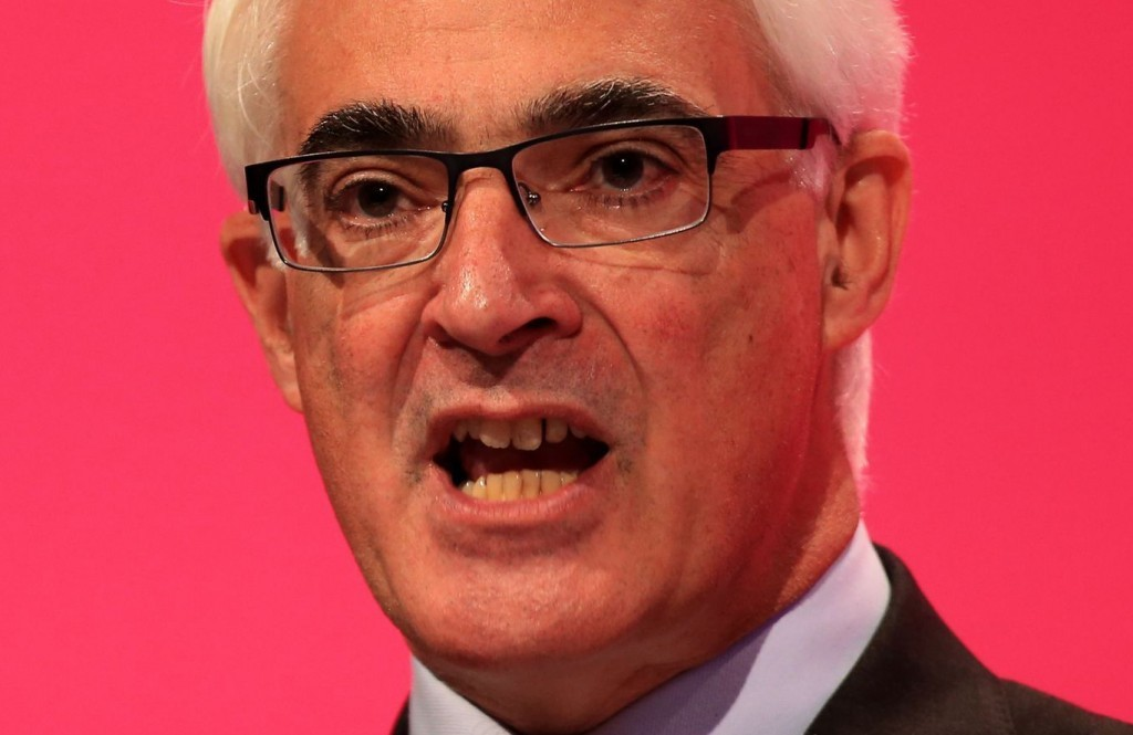 """Alastair Darling believes """"nothing much has changed in the last two years"""""""