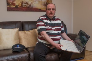 Allan Bryant Snr is still looking for his son although he insists that Police Scotland has not gathered all the CCTV from around Styx nightclub where his son went missing over 2 years ago.