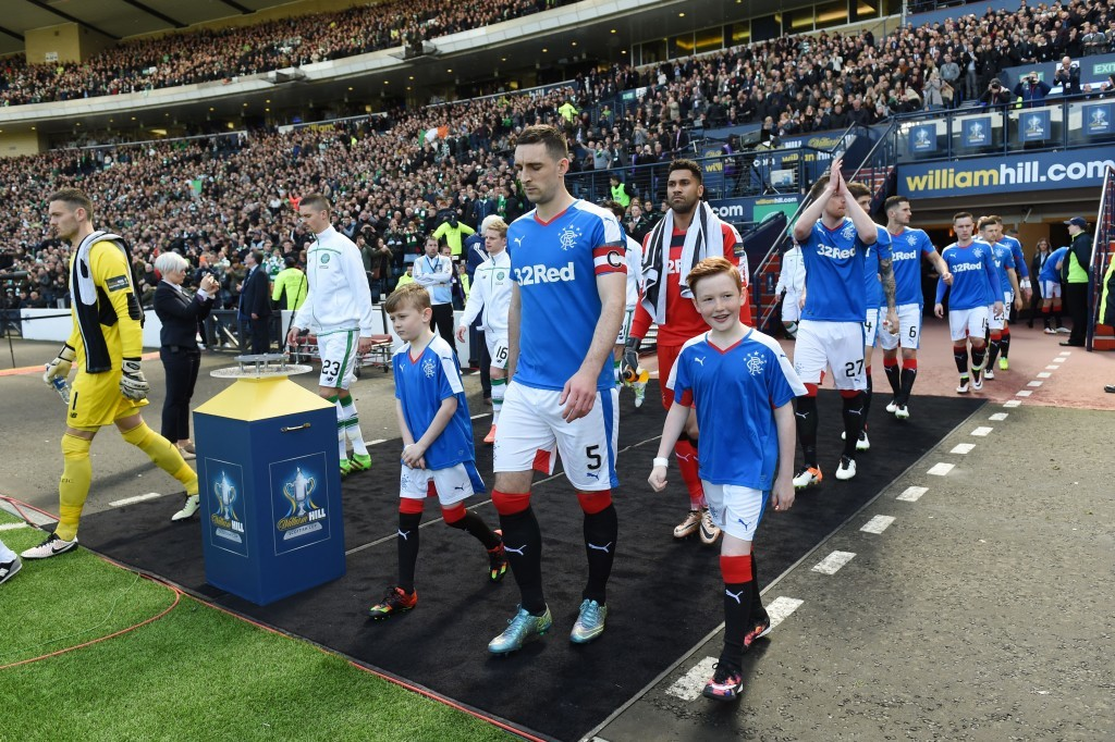 The Old Firm derby is one of the biggest football matches in the world.