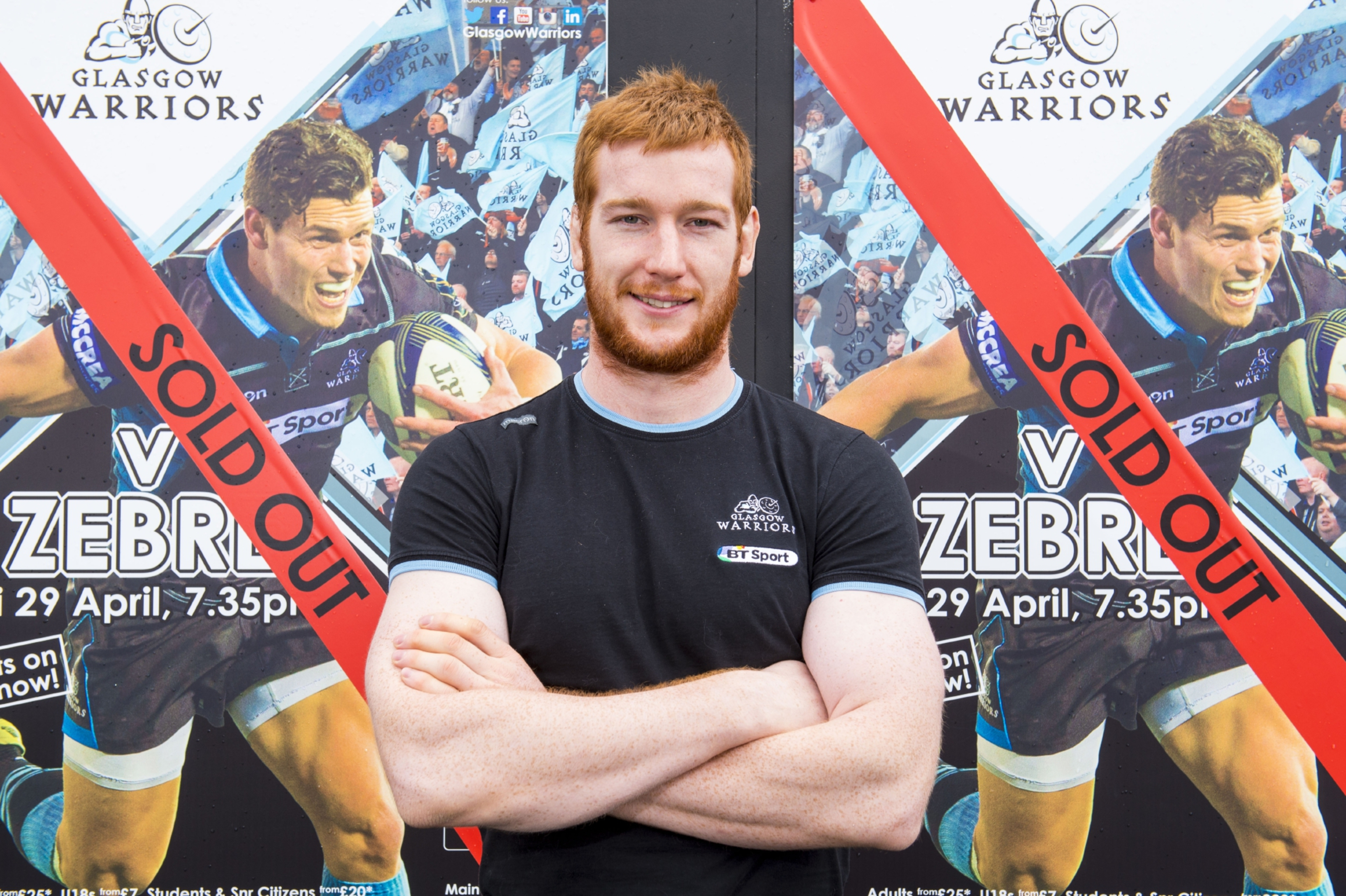 Ron Harley is skipper at a sold-out Scotstoun tonight against Zebre. Pic: SNS/SRU