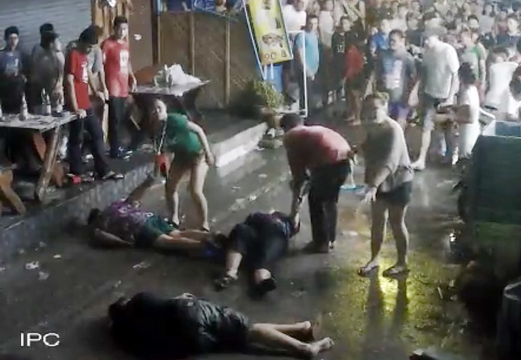 The video has stirred shock and outrage over its brutality and the ages of the elder victims.