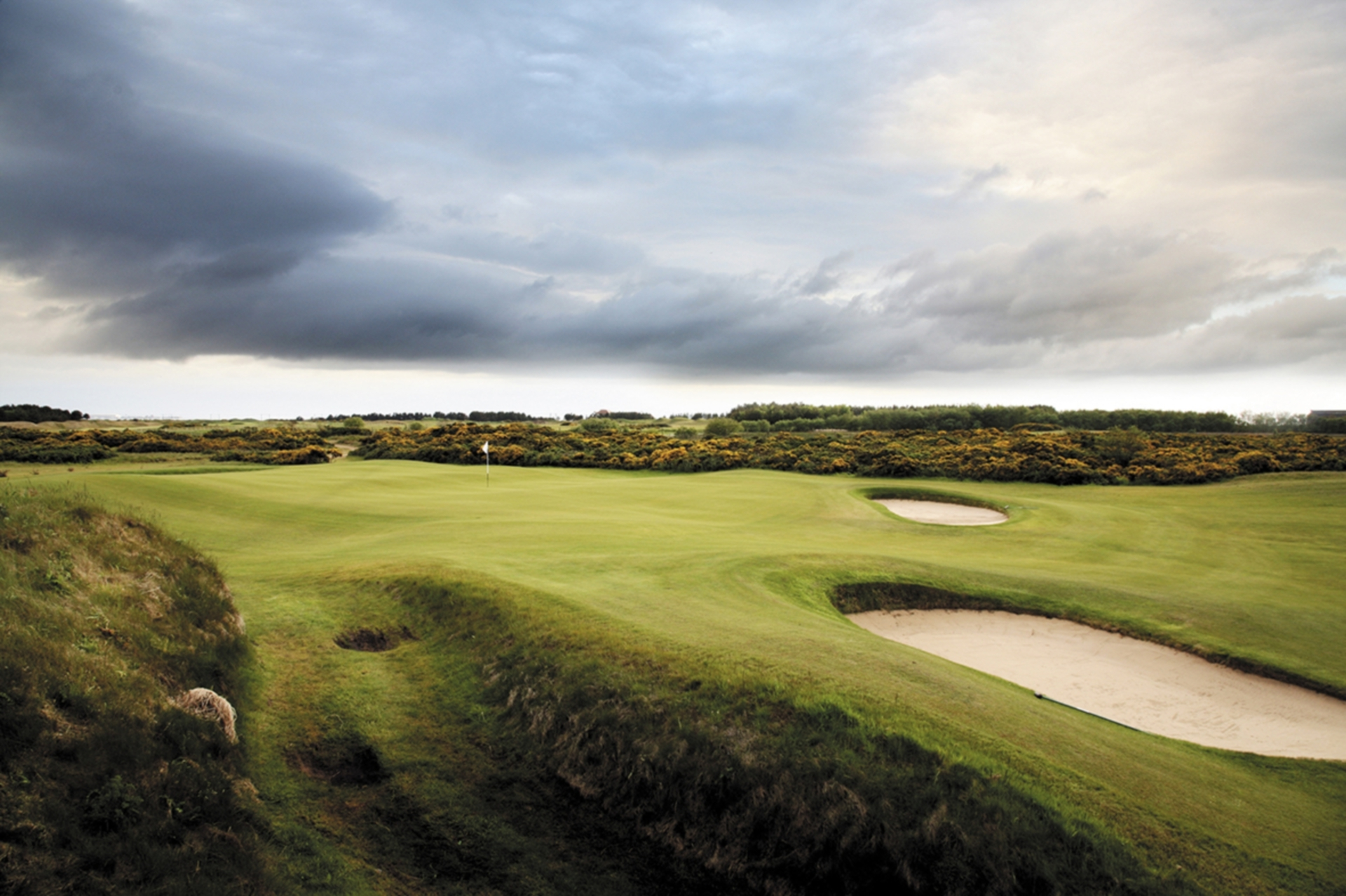 Dundonald Links in Ayrshire will host next year's Scottish Open.