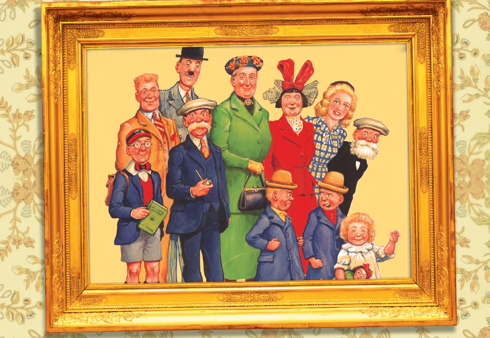 The Broons are to be brought to life on stage for the first time.