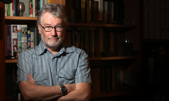 Iain Banks died at the age of 59..