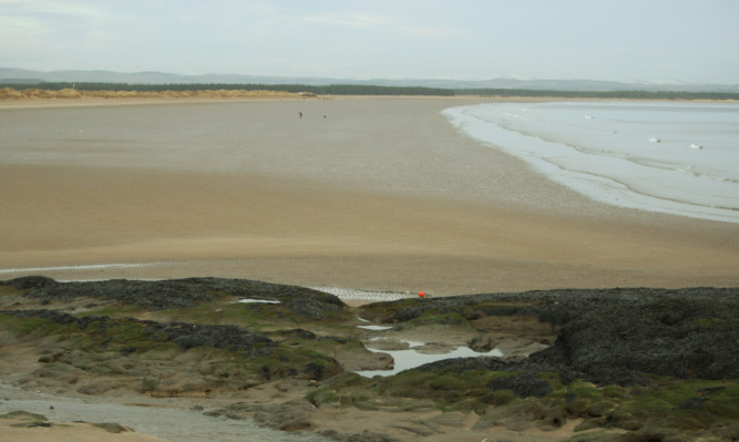 There are fears the turbines will have an impact on popular locations around St Andrews, such the West Sands.