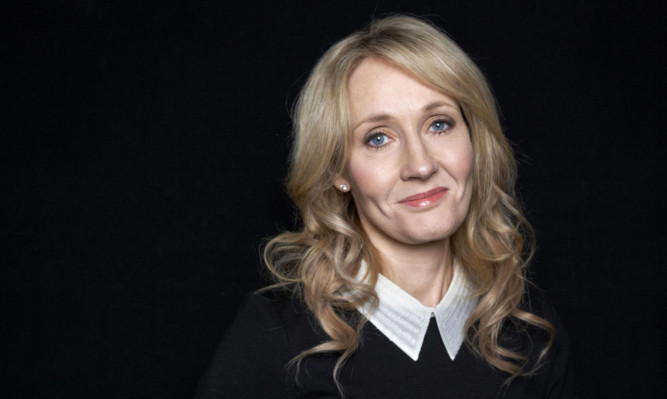 "JK Rowling found it ""a liberating experience"" to disguise her real identity."