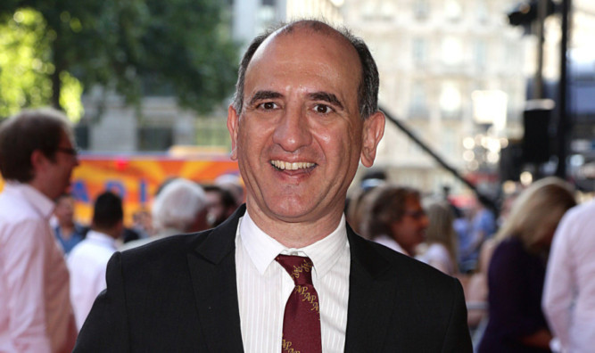 Armando Iannucci has made various references to Dundee in his comedy work.