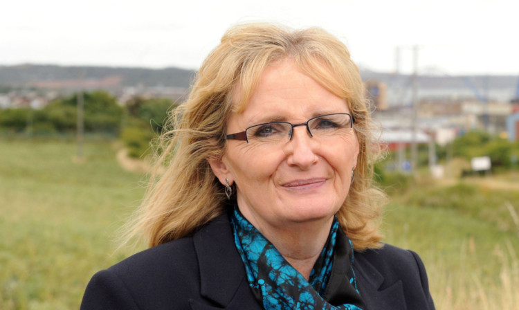 Margaret Curran MP.