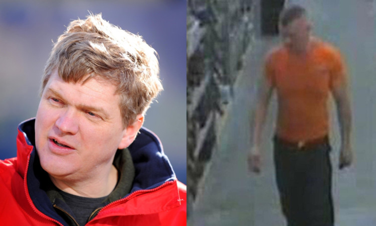 Survival expert Ray Mears, left, helped in the hunt for Raoul Moat.