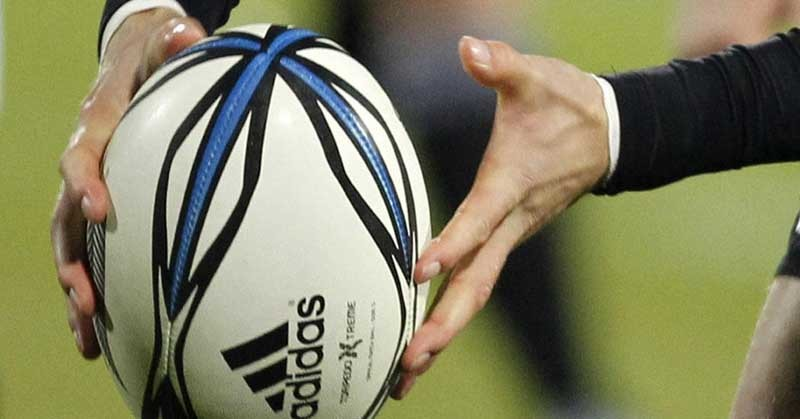 New Zealand Maori's Robbie Robinson looks to pass the ball against Ireland during a New Zealand Maori Centenary Series rugby match at International Stadium in Rotorua, New Zealand, Friday, June 18, 2010. (AP Photo/NZPA, Wayne Drought) **NEW ZEALAND OUT**