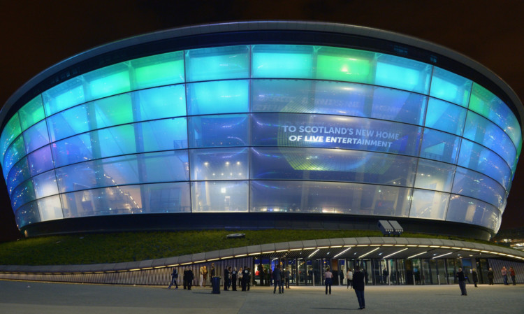 Fleetwood Mac are playing Glasgow's new Hydro venue on Thursday night.