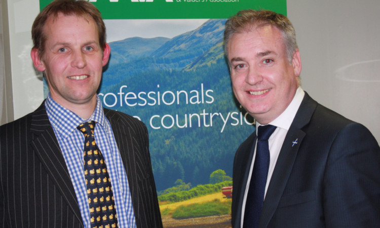 artin Hall and Richard Lochhead welcomed the streamlined form of agricultural arbitration.