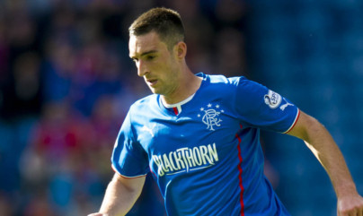 Lee Wallace is one of the Rangers squad called up for international duty.