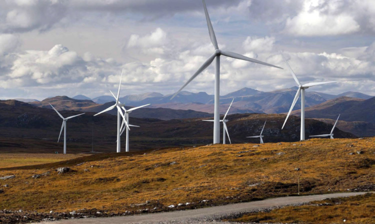 Campaigners say the ruling could have serious implications for windfarm developments in Scotland.