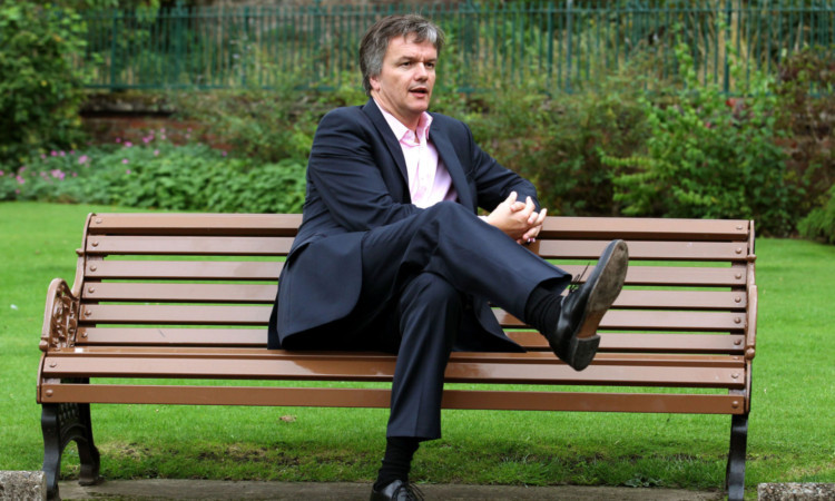 Michael Moore has been sacked as Scottish Secretary.
