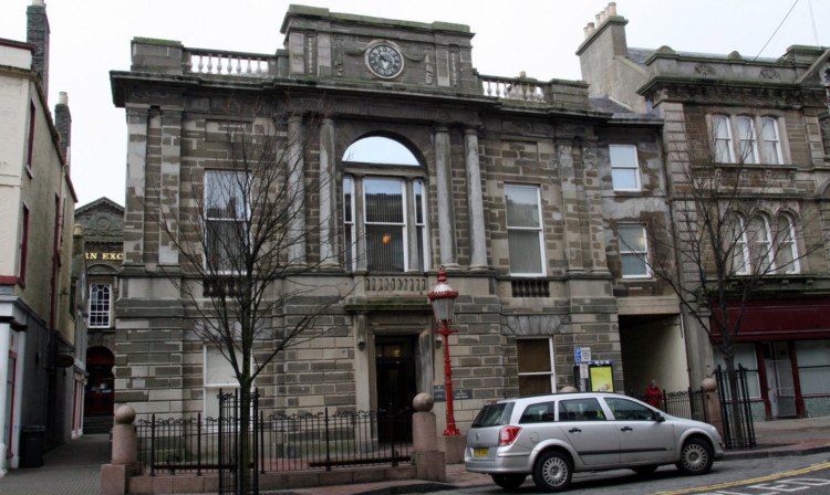 Arbroath Sheriff Court is to close in May 2014.