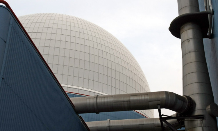 The nuclear power station would be the first built in Britain since Sizewell B in Suffolk.