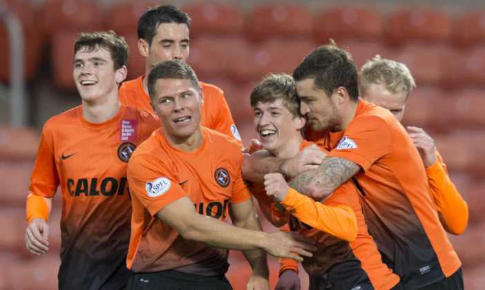 The free-flowing football that lit up Scottish football feels a long way away for Dundee United fans.