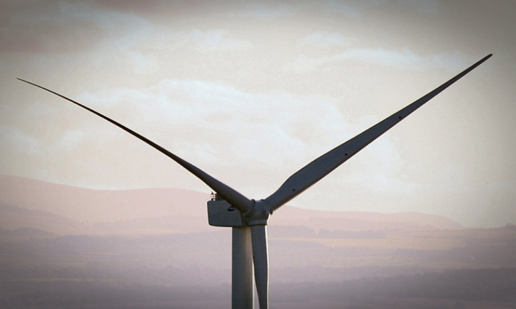 Wind turbines are now powering many Scottish farms