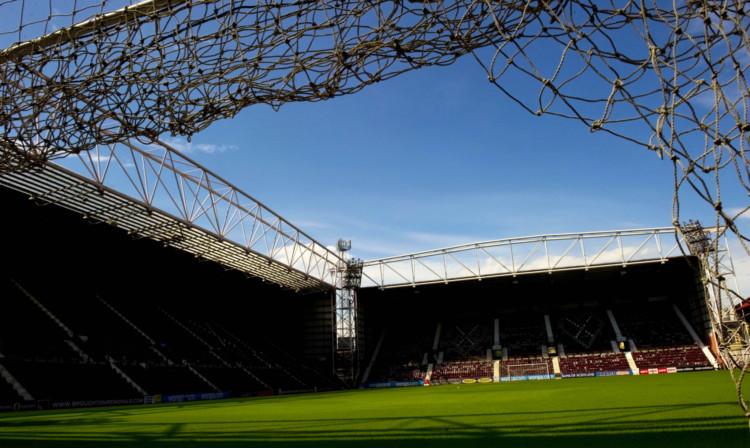 20/06/13 TYNECASTLE - EDINBURGH Tynecastle Stadium, Home of Hearts FC.
